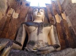 Wielki Budda w Sukhothai