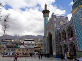 Meczet w Teheranie