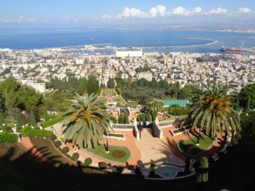 Panorama Hajfy