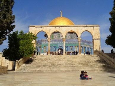 Wzgórze Świątynne w Jerozolimie
