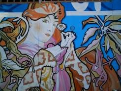 Mural w Hadze