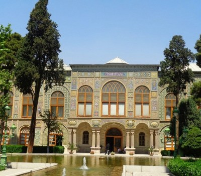 Pałace Teheranu