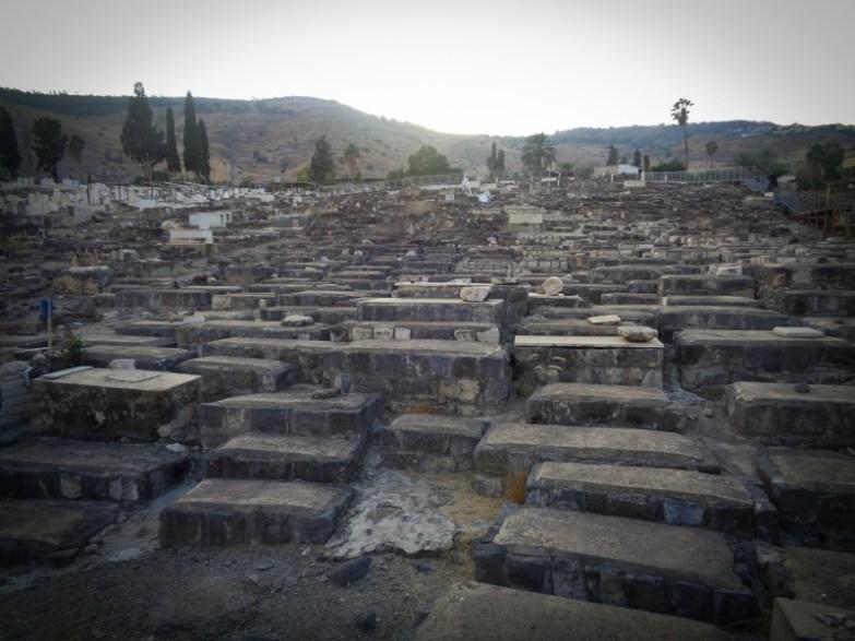 tyberiada cmentarz