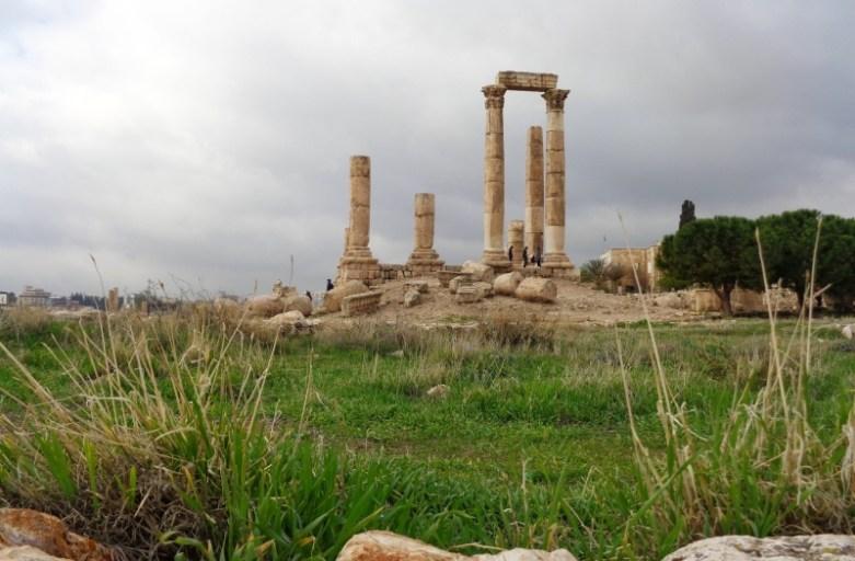 Amman. Piaskowa stolica Jordanii