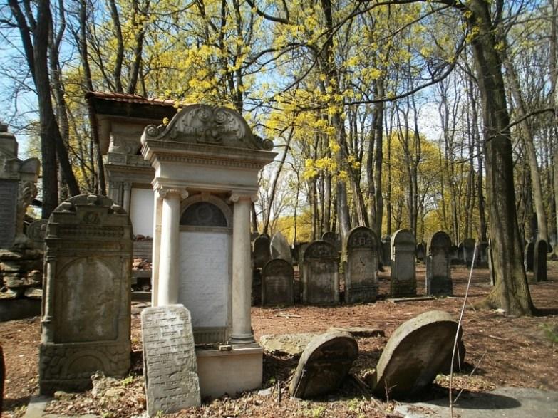 cmentarz zydowski przy okopowej