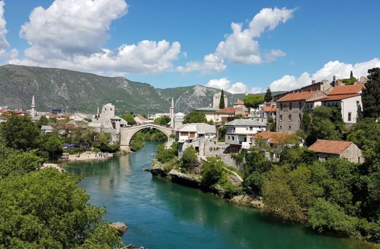 Mostar to nie tylko Stary Most