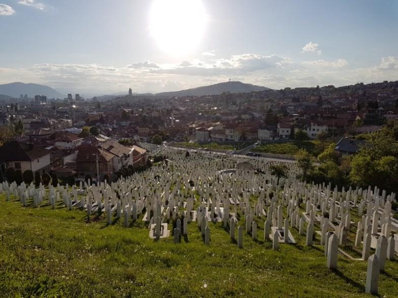 sarajewo cmentarze