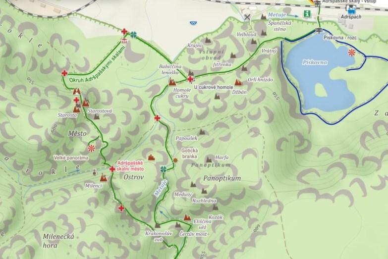 mapa ardspach