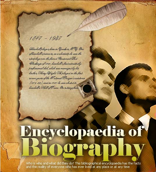 Essay biography