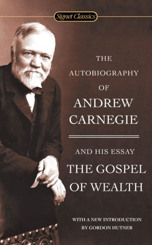 why did andrew carnegie write gospel of wealth