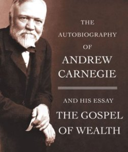 Andrew carnegie wrote which essay
