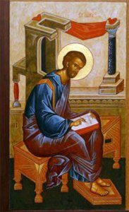 Luke the Evangelist and the Gospel of Luke