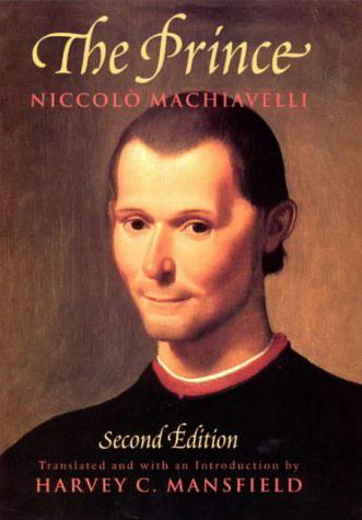 Niccolò Machiavelli (1469—1527)