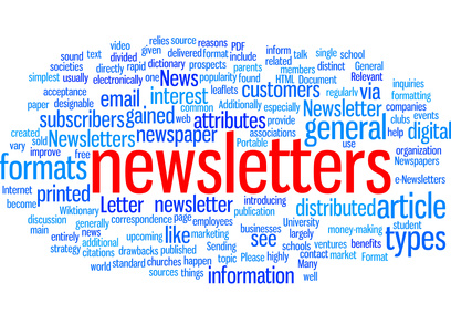 Newsletter Ideas : A Few Tips To Get You Started