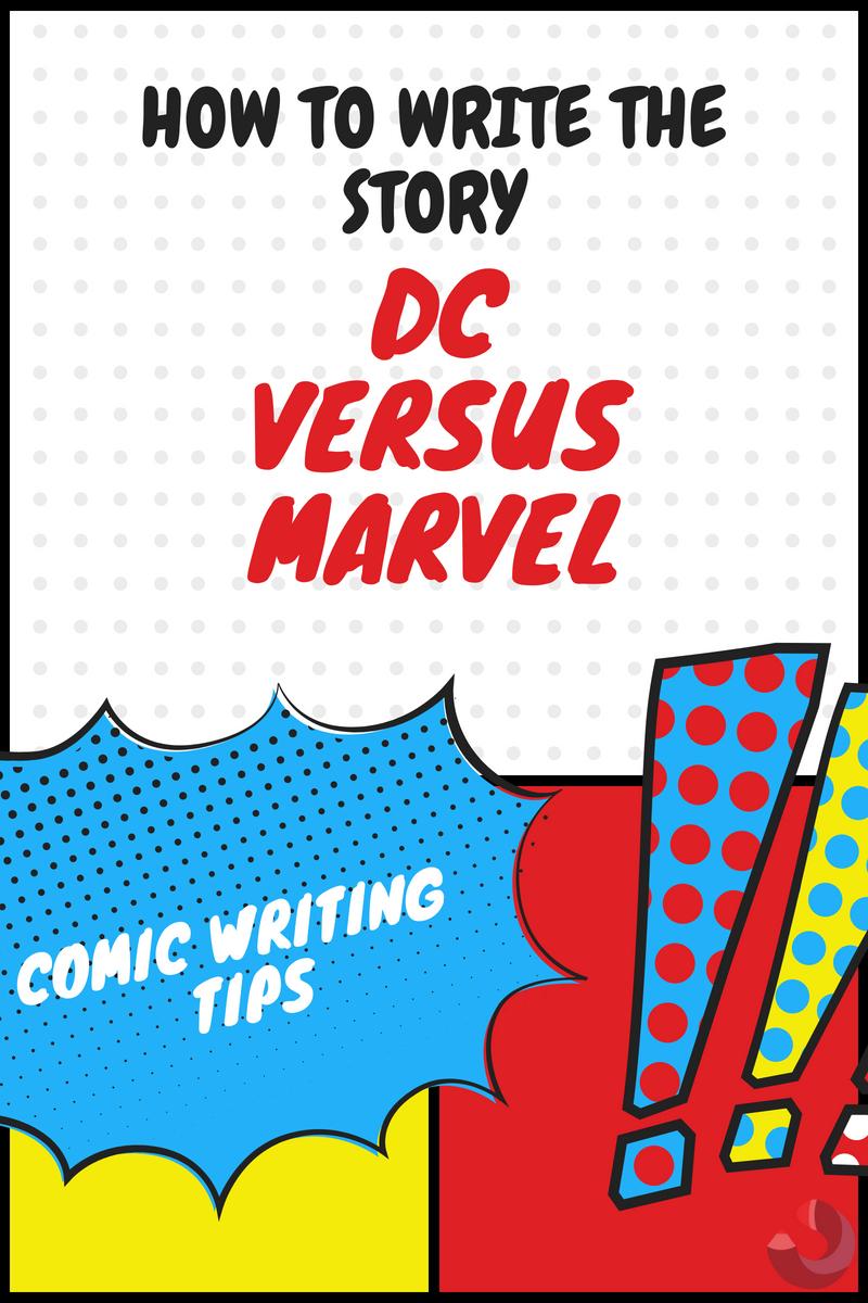 Comic Styles Of Writing Comics Prompts