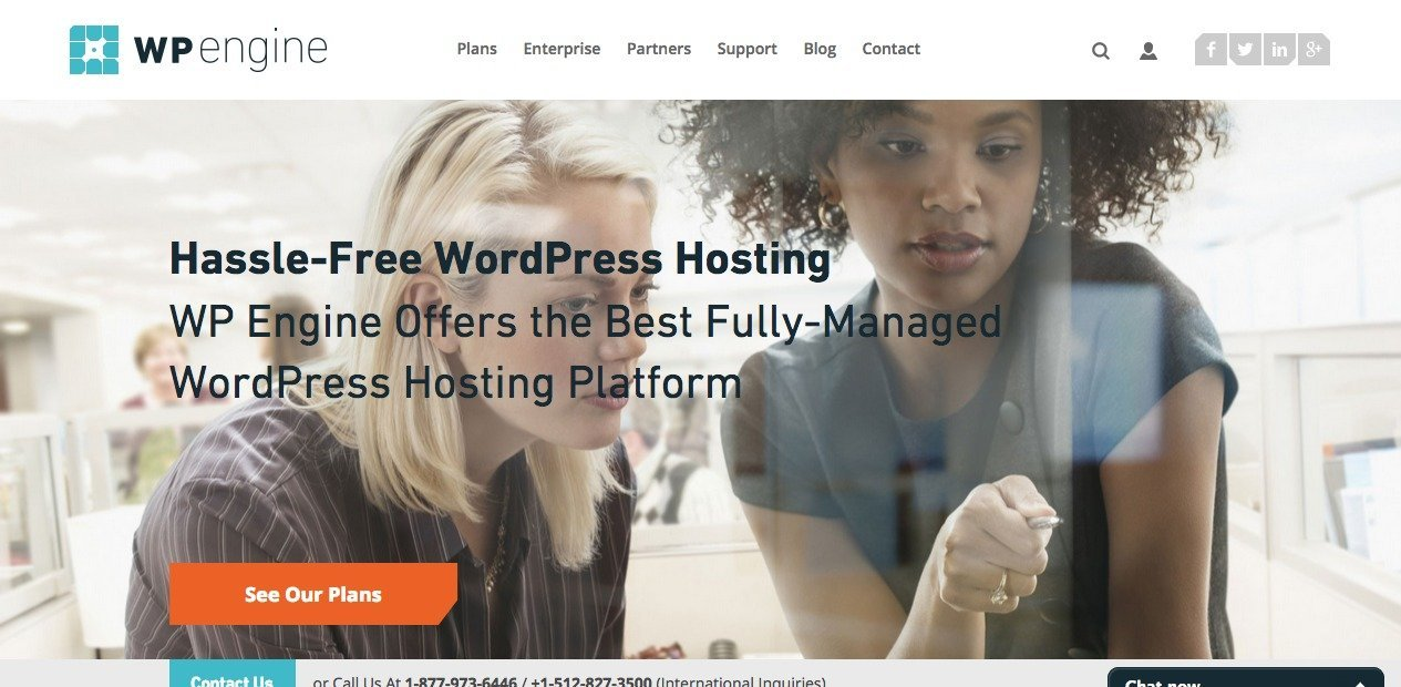 WPEngine Hosting Reviews – Recommended WordPress Hosting For 2017
