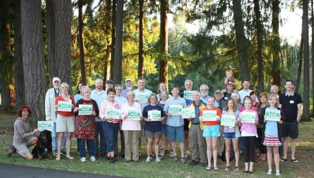 Volunteer Appreciation Party 2014