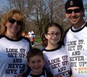 This Amazing Dad's Strength and Love Outweigh His Challenges