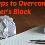 5 Steps to Overcoming Writer's Block