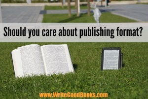 Can paperbacks and Kindles play in the same playground?