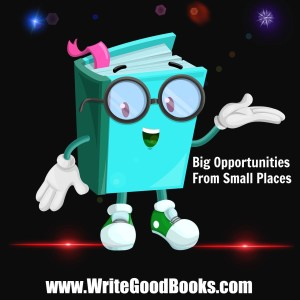 What are the benefits of selling your fiction to small publishers? There are plenty, both with novels and short stories.