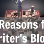 3 Reasons for Writer's Block