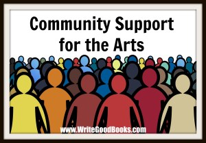 Local support for arts is the best! Here are a couple of business in Nebraska that support local writers and artists.