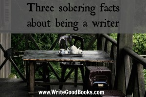 The struggle to become a writer is real and you will face many--many--obstacles. The best you can do is be prepared for them. Here are three things I run into, and some tips on how to deal with them.