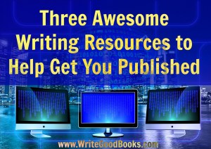 In this post I look at three great resources for writers looking for a publisher or literary agent.