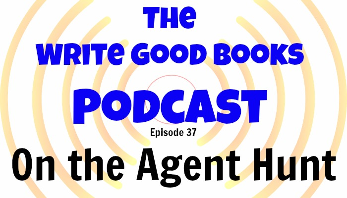 In this episode of The Write Good Books Podcast, Jason and Scott talk about the process of seeking a literary agent to represent your novel, including writing a query letter and a synopsis.
