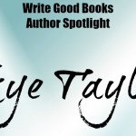 Author Spotlight: Skye Taylor