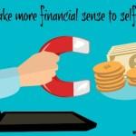 Does it make more financial sense to self-publish?