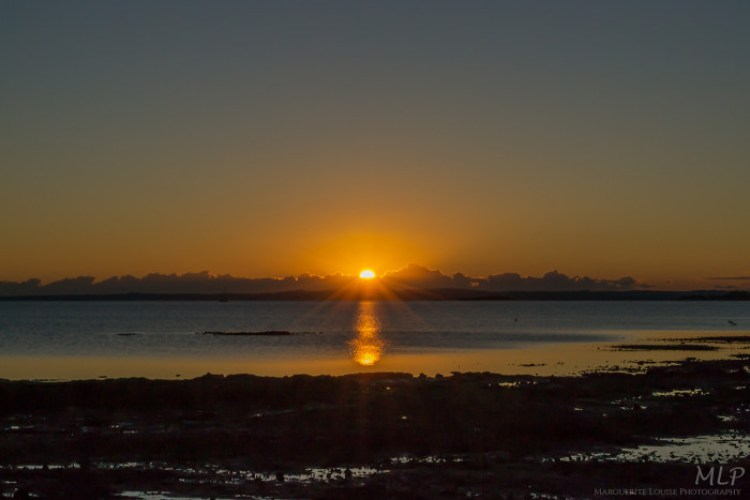 sunrise, moreton baby, wynnum manly