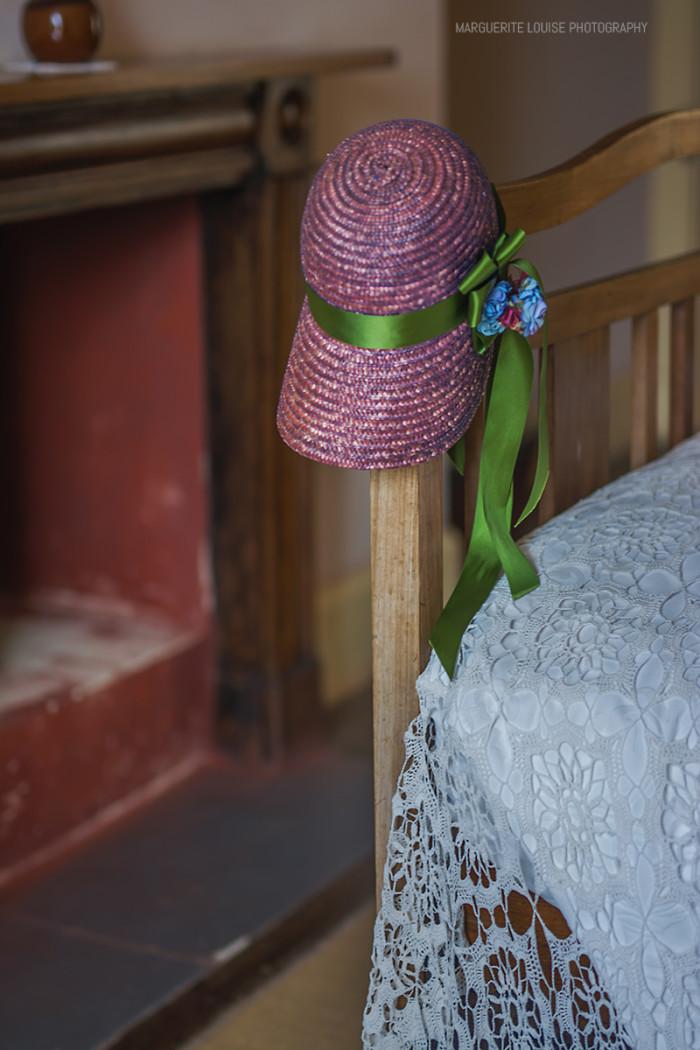 hat, pink hat, highfield house, stanley, tasmania