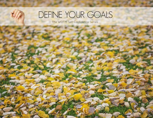 define your goals, goal setting