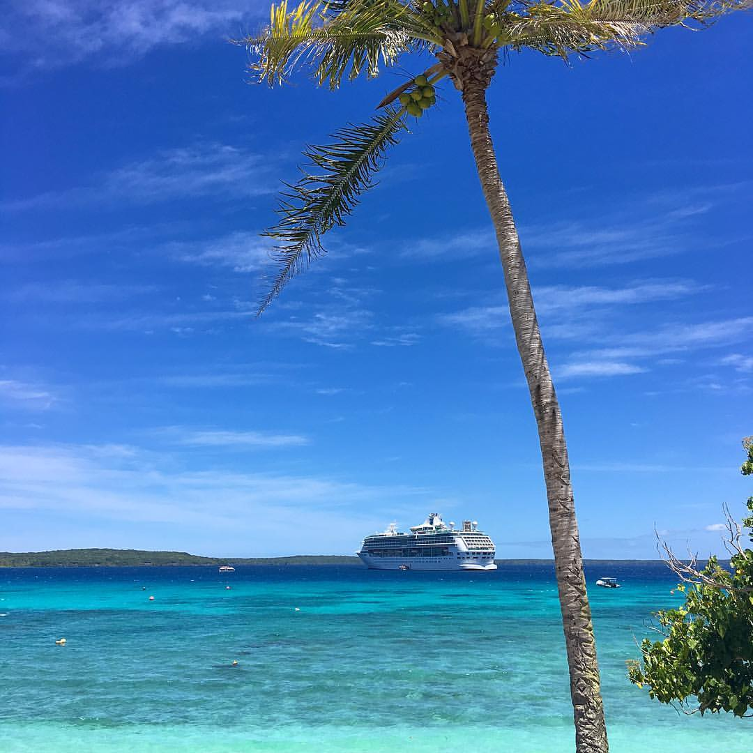 lifou, new caledonia, cruise, island, royal caribbean, legend of the seas, ocean, south pacific,