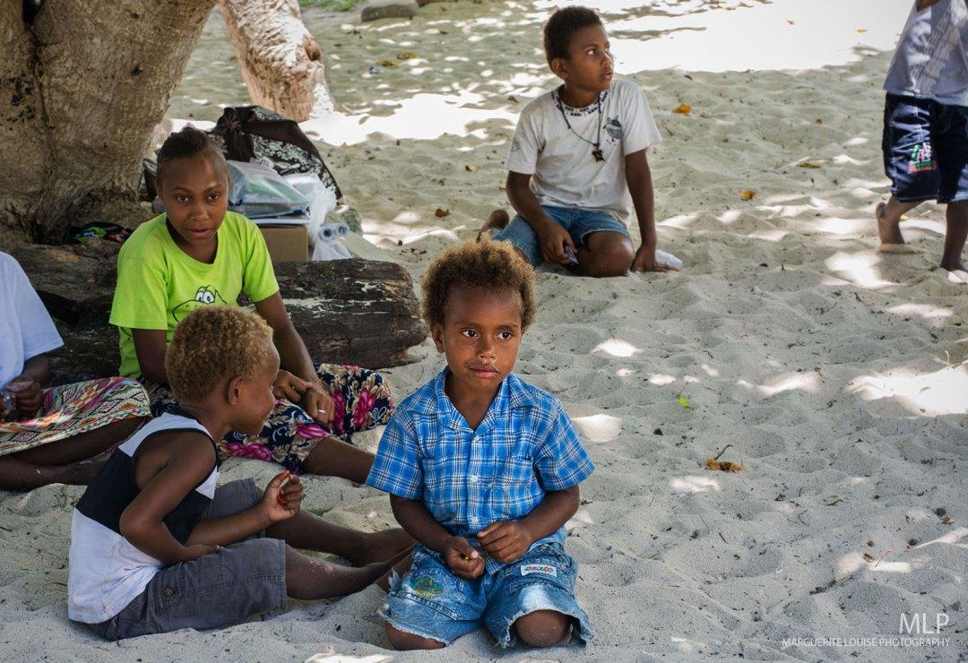 Mystery Island, Vanuatu, Island, Beach, South Pacific, Tropical, children, child, women