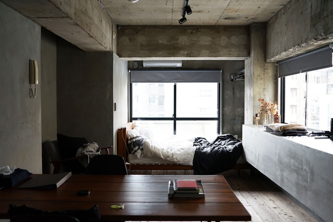 windows, apartment, unit, bedroom, window