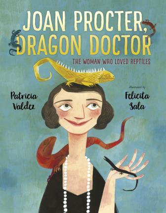 Joan Procter, Dragon Doctor