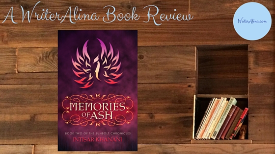 Memories of Ash Book Review