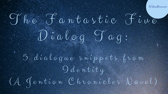 Fantastic Five Dialog Tag
