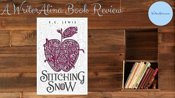 Stitching Snow Book Review Writeralina