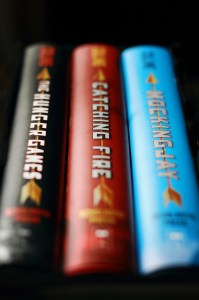 The Hunger Games Trilogy.