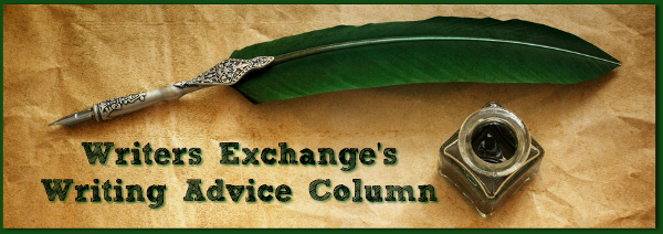 Writers Exchange's Writing Advice Column