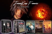 JennaKay Francis, featured author