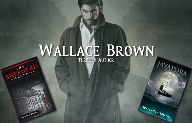 Wallace F. Brown, Featured Author