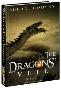 The Dragons' Veil 3d cover