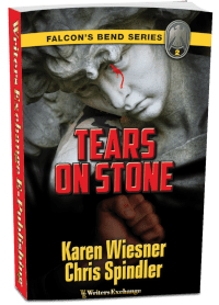 Falcon's Bend Series, Book 2: Tears on Stone 3d cover