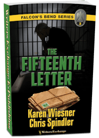Falcon's Bend Series, Book 3: The Fifteenth Letter 3d cover