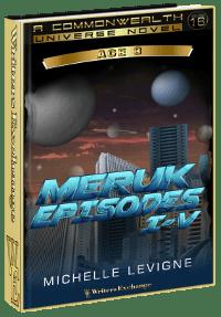 Meruk Episodes I - V 3d cover